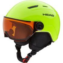 Head MOJO VISOR žltá (52 - 56) - Juniorská lyžiarska prilba