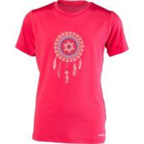 Head APRIL ružová 128-134 - Dievčenské tričko