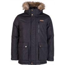 Head GUS čierna M - Pánska zimná bunda