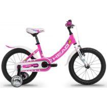 Head JUNIOR 16 ružová NS - Detský bicykel
