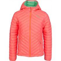 Head VICKY oranžová 128-134 - Detská zimná bunda
