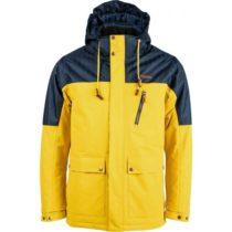 Head KUBAK žltá XL - Pánska zimná bunda