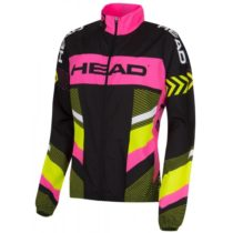 Head LADY ANORAK čierna L - Dámska cyklistická bunda