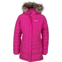 Head LEXI ružová 152-158 - Dievčenský zimný kabát
