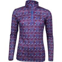 Head ORIA modrá S - Dámske tričko s dlhým rukávom
