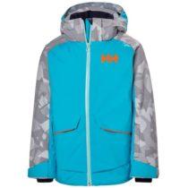 Helly Hansen JR STARLIGHT JACKET modrá 12 - Detská lyžiarska bunda