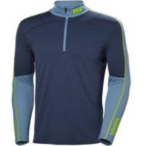 Helly Hansen LIFA ACTIVE 1/2 ZIP tmavo modrá XL - Pánske tričko s dlhým rukávom