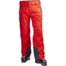 Helly Hansen FORCE PANT červená M - Pánske lyžiarske nohavice