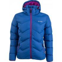 Hi-Tec NEW LADY CHIOS modrá S - Dámska ľahká prešívaná bunda