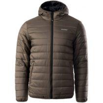 Hi-Tec NISOR hnedá L - Pánska zimná bunda