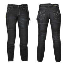 Dámske motocyklové jeansy W-TEC Theo