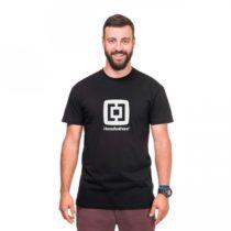 Horsefeathers FAIR T-SHIRT čierna M - Pánske tričko