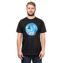 Horsefeathers H.F. T-SHIRT čierna L - Pánske tričko