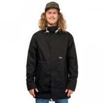 Horsefeathers ANDREW JACKET čierna L - Streetová bunda