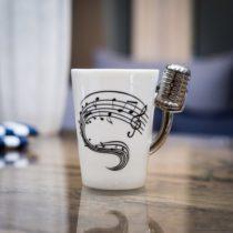 Hudobný hrnček - mikrofón