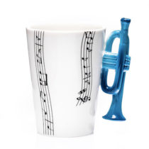 Hudobný hrnček - trúbka