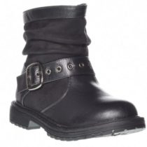 Junior League TRANAS čierna 31 - Dievčenské nízke čižmy