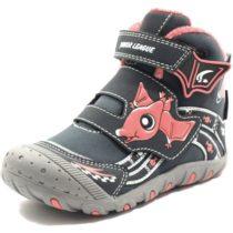 Junior League ABDON 2 HIGH béžová 31 - Detská obuv