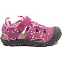 Junior League BERRY ružová 24 - Detské sandále