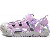 Junior League CORY fialová 30 - Detské sandále