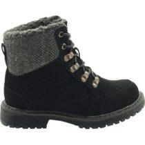 Junior League OSVALD čierna 28 - Detská zimná obuv