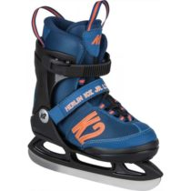 K2 MERLIN ICE modrá 29-34 - Chlapčenské ľadové korčule
