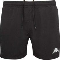 Kappa GABOX čierna S - Pánske kúpacie šortky