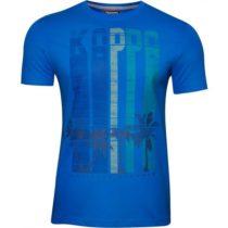 Kappa ABE modrá S - Pánske tričko