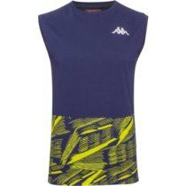 Kappa AGODY tmavo modrá XL - Pánske tričko