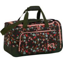 KARI TRAA TRAVEL BAG čierna  - Dámska cestovná taška