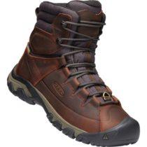 Keen TARGHEE LACE BOOT HIGH hnedá 10 - Pánska zimná obuv