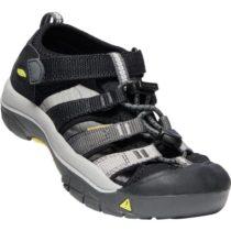 Keen NEWPORT H2 K čierna 13 - Detská letná obuv