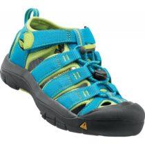 Keen NEWPORT H2 K zelená 10 - Detská letná obuv