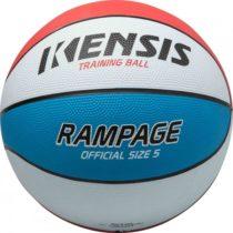 Kensis RAMPAGE5 biela 5 - Basketbalová lopta