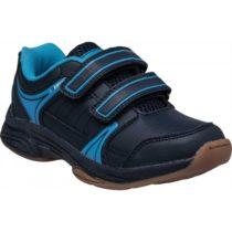 Kensis WADE modrá 28 - Detská halová obuv
