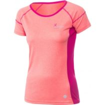 Klimatex ANFISA ružová M - Dámske bežecké tričko