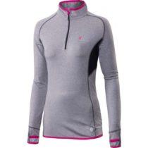 Klimatex BINA šedá XL - Dámske  bežecké tričko
