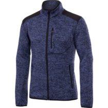 Klimatex IVAR modrá L - Pánsky sveter
