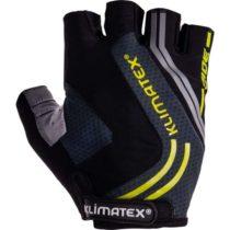 Klimatex RAMI čierna S - Pánske cyklistické rukavice