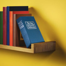 Kniha sejf - malý