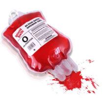 Krvavý sprchový gél