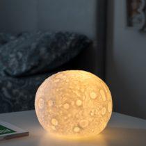 LED lampa mesiac