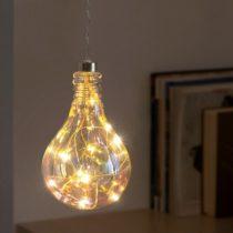 LED lampička žiarovka Rainbow