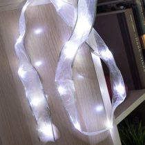 LED reťaz z organzy