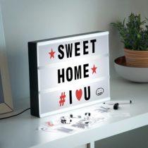 LED tabuľa s podsvietením