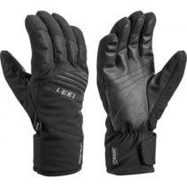 Leki SPACE GTX čierna 9.5 - Zjazdové rukavice