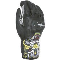 Level SQ CF čierna 8 - Pretekárske lyžiarske rukavice