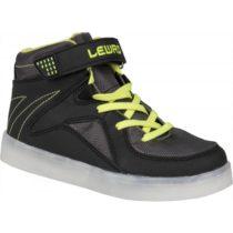 Lewro ALUCOR sivá 28 - Detská zimná obuv
