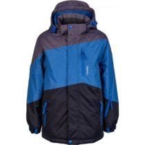 Lewro CEFERINO čierna 164-170 - Chlapčenská snowboardová bunda
