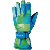 Lewro LANZO modrá 12-15 - Detské rukavice